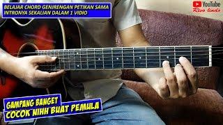 Armada Feat Ifan Seventeen - Demi Tuhan Aku Ikhlas (TUTORIAL CHORD ASLI GAMPANG BANGET)
