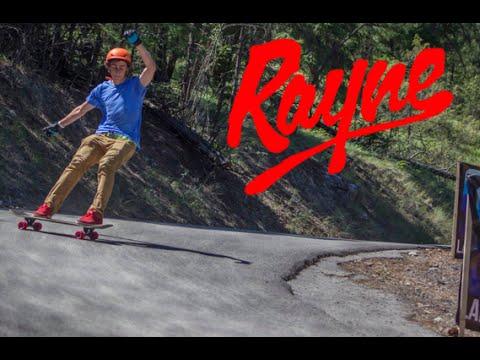 Giant's Head Freeride - Rayne Longboards