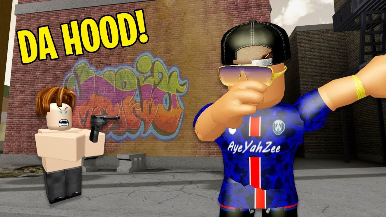 Da Hood Script Roblox 2020 Dahood Roblox Tournament Ajs Vs Ld By Mad Joker