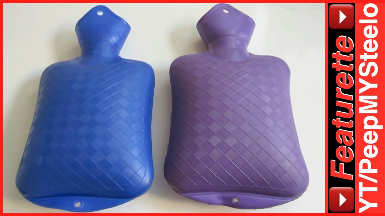 Old Fashioned Hot Water Bottle