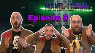 My Friend John Watches Mandalorian S2E8 Finale (FIRST TIME WATCHING Mando Season 2 Finale)