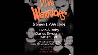 Steve Lawler - bpm Festival 2013 - Viva Warriors