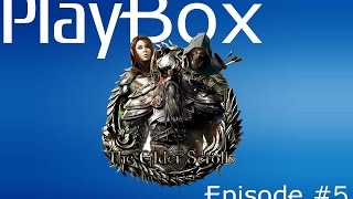 Playbox - The Elder Scrolls Online: Tamriel Unlimited