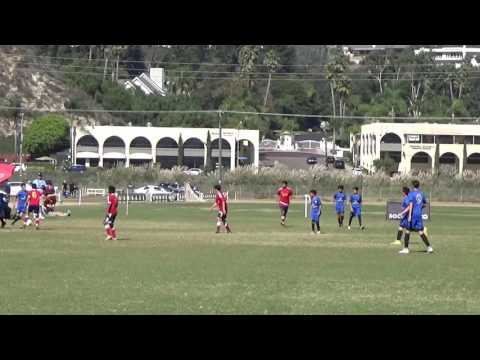 2016 SD Surf Academy Select vs CA Footbal Academy - San Clemente BU04  - SEASON GAME 10