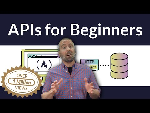 APIs For Beginners - How To Use An API (Full Course / Tutorial)