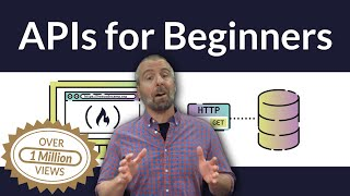 APIs for Beginners - H๐w to use an API (Full Course / Tutorial)