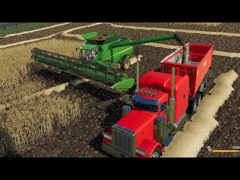 Farming Simulator 19 | Clover Creek EP 39 | Timelapse | FS19