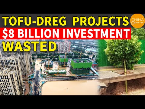 Where did the huge investment go? TouFu Dregs|Crumbling roads|Swaying buildings| Collapsing bridges