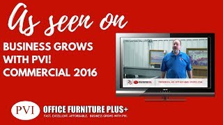 PVI OFFICE FURNITURE - MARK HILL COMMERCIAL 2016