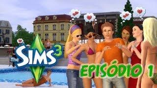 The Sims 3 - Episódio 1 ( Aprenda a jogar) PT-BR