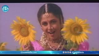 Annamayya Movie Songs || Ele Ele Maradala Video Song || Nagarjuna,Ramya Krishna || Keeravani