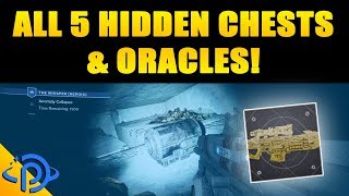 Whisper of the Worm | All 5 Secret Chest & Oracle Locations Guide