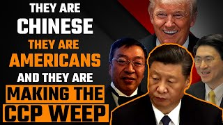 """The """"Chinese"""" assets of United States – the Achilles heel of Jinping"""