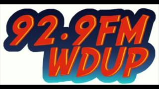 Dash Flash's interview with 92.9FM WDUP in New London, CT.  01/02/2016