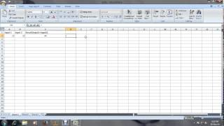 Lock Cell Excel