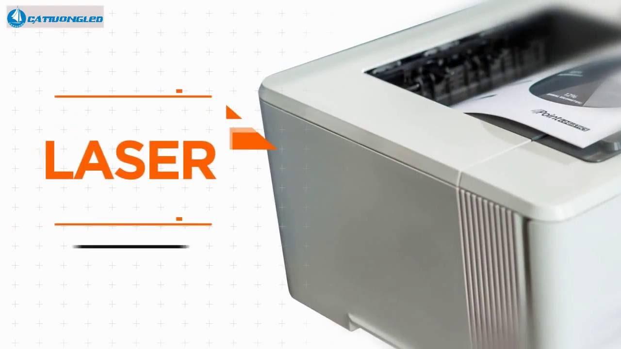 Máy in HP LaserJet Pro M402d – Review