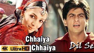 Chal Chaiya Chaiya Hd Video   Dil Se 1998   Sukhwinder Singh   Sapna Awasthi   Shahrukh Khan