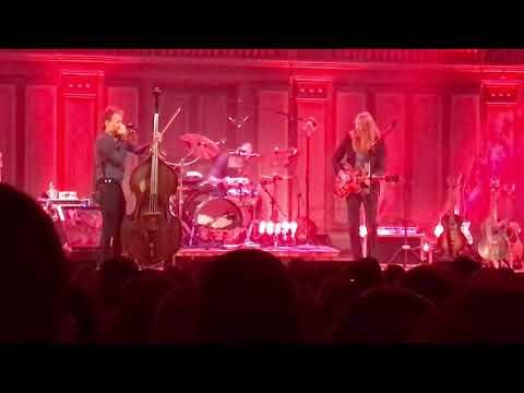 The Wood Brothers w/Nicole Atkins @Troy Savings Bank Music Hall, Troy, NY 11/8/18