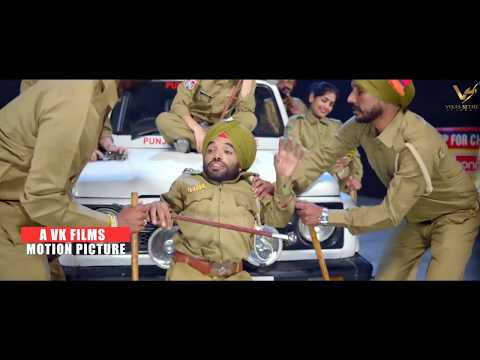 Punjab Police - Official Teaser 2018 | Arsh Aujla & Deepak Dhillon | Music Empire| VS Records
