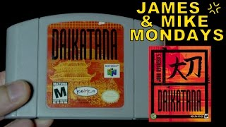 Daikatana (N64 Video Game) James & Mike Mondays
