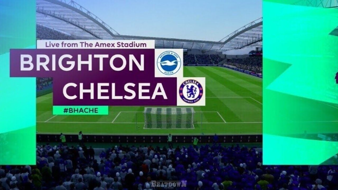 Brighton v Chelsea Live Preview - YouTube