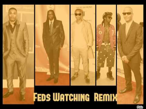 2 Chainz-Feds Watching (Feat. Nelly,T.I.,Lil Wayne,Pharell) Remix