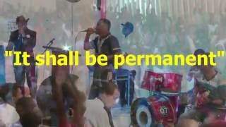It shall be permanent  by Bomby Johnson