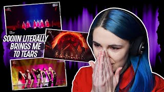 Reaction to (G)I-DLE's