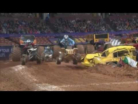 Monster Jam - Three Point Oh! Live Event Production - Bon Secours Wellness Arena