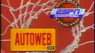 1995-2001 ESPN NCAA Basketball Intro/Theme/Sponsor Montage