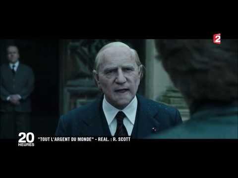 Kevin Spacey - Remplacement dans le film  Tout l'argent du monde - Film déjà tourné