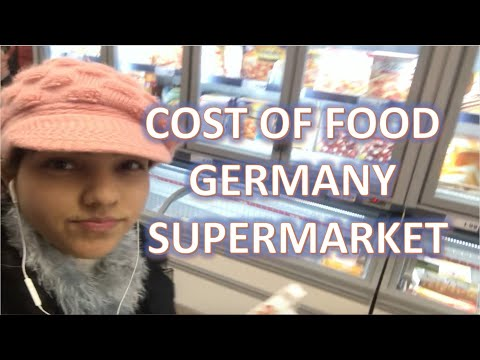cost of Living in Germany + Cost of food in germany ? Life in Germany | (Indian in Germany Ep 9)