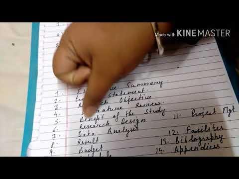 Research Proposal In Hindi