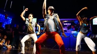 Eddie Torres inspired Salsa Pachanga Shines- Uptown Funk Choreography to Mark Ronson ft. Bruno Mars