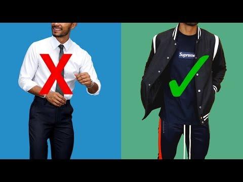 Why Streetwear Is Better Than Dressing Dapper