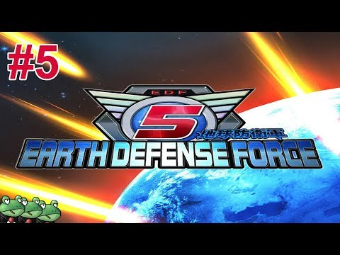 Let's Play Earth Defence Force 5 | Part #5 thumbnail