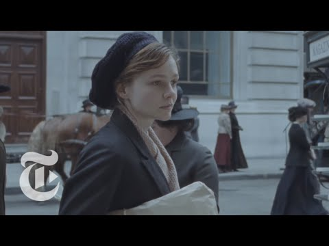 'Suffragette'  Anatomy of a  w Director Sarah Gavron  The New York Times