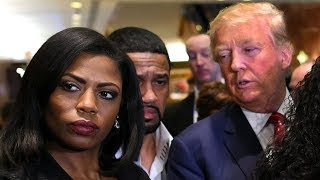 Omarosa is OUT at the Trump White House