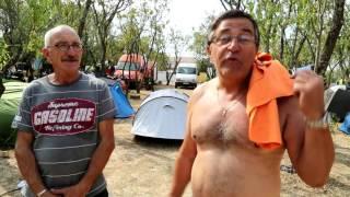 Le Camping Les Amandiers reçoit le GAVAP section Motos