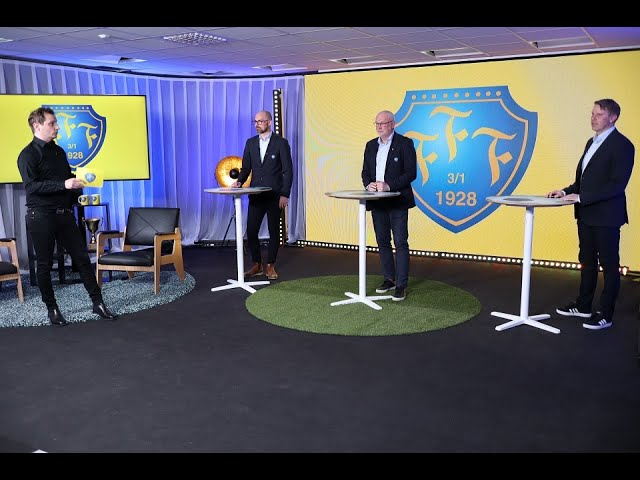 Falkenbergs FF KickOff 2021