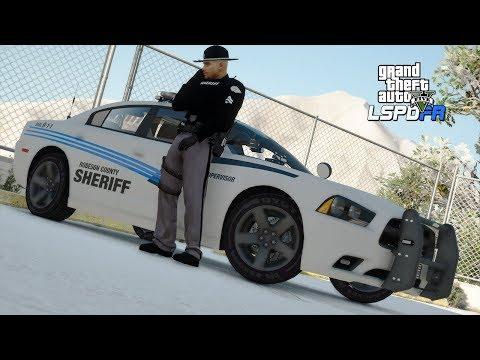 GTA 5: LSPDFR #250 - Stupid Stupid AI (Robeson County, NC)