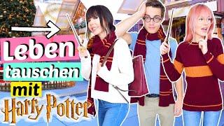 1 Tag leben wie Harry Potter ⚡️ für 24 Stunden | ViktoriaSarina