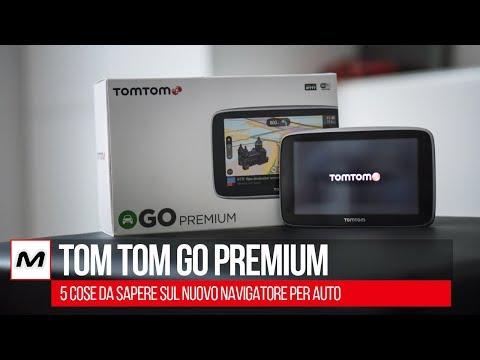 TomTom Go Premium | 5 cose da sapere sul nuovo navigatore per auto