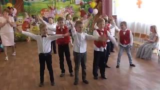 МДОУ 18 Выпускной 2019 Группа 13 Танец Перемена