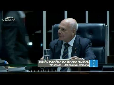 TV Senado - Ao vivo - 07/03/2018
