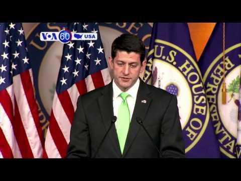 President Donald Trump releases a budget outline  - VOA60 America  3-16-17