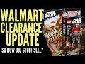 Update! Buying Walmart Clearance To Sell on Amazon FBA, Retail Arbitrage and What Sold Online