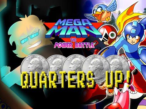 QUARTERS UP! Mega Man: The Power Battles (Episode 1)