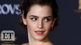 Emma Watson Responds To Vanity Fair Anti-Feminist Controversy