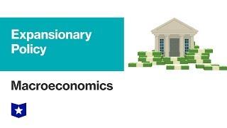 Expansionary Monetary Policy | Macroeconomics